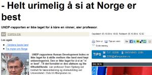Faksimile fra Aftenposten.