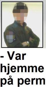 Media har fått vite navnet på gjerningsmannen, (Dagbladet).
