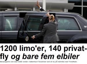 Faksimile fra Dagbladet 7. desember 2009.