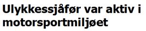 Faksimile fra ABCNyheter.